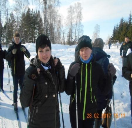 """XXIV  районные  туристические  соревнования  """"Дистанция – лыжня»"""