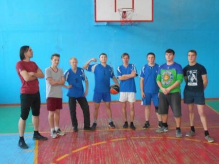 Открытый Чемпионат г. Тары по баскетболу