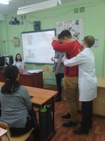 Образовательный курс «Неотложная помощь для школьников»