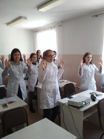Школа профилактики бронхиальной астмы и ОРВИ