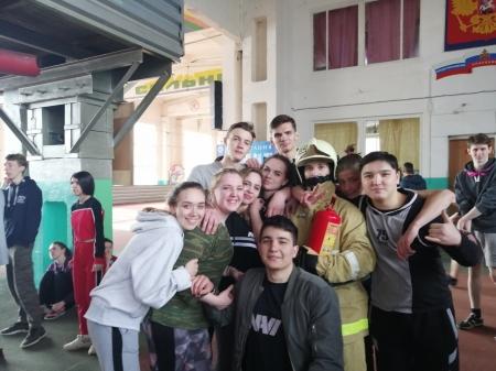 "II этап городского конкурса ""Команда - 2019""."